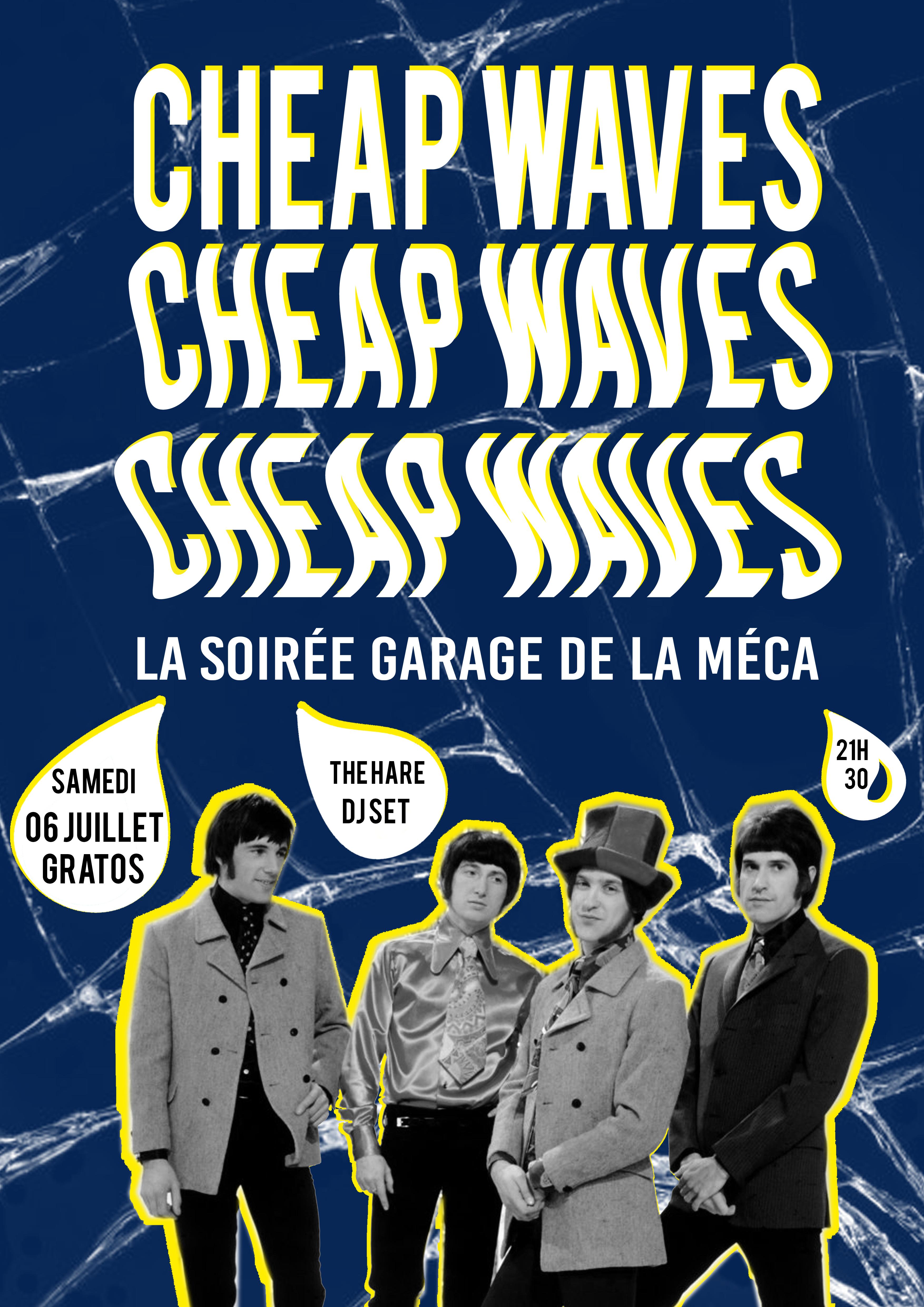 Cheap Waves #2 // 06.07