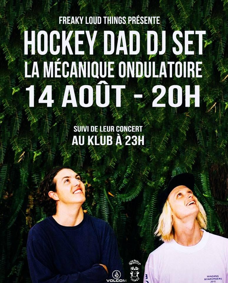 Hockey Dad // DJ SET
