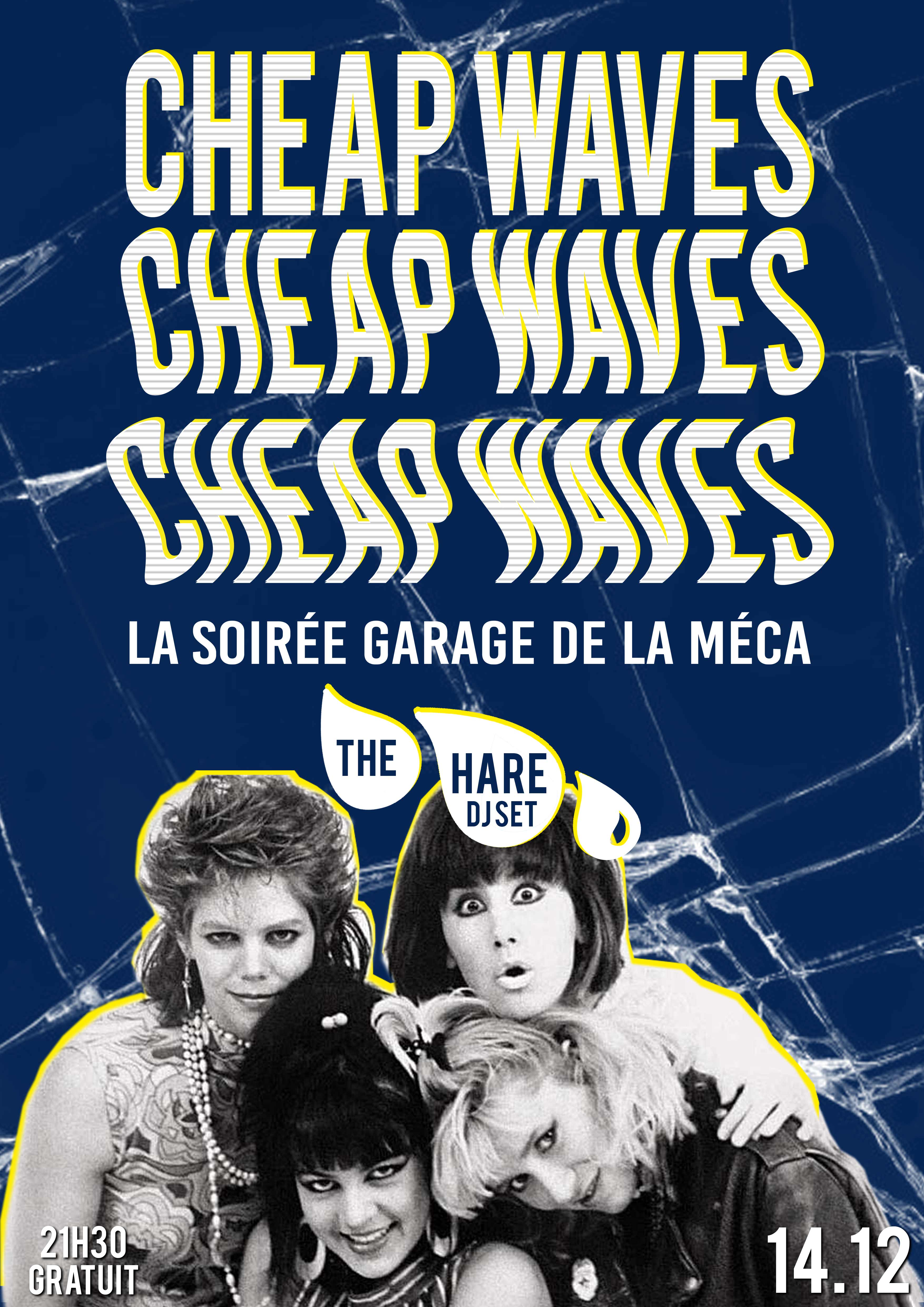 Cheap Waves : The Hare // 14.12
