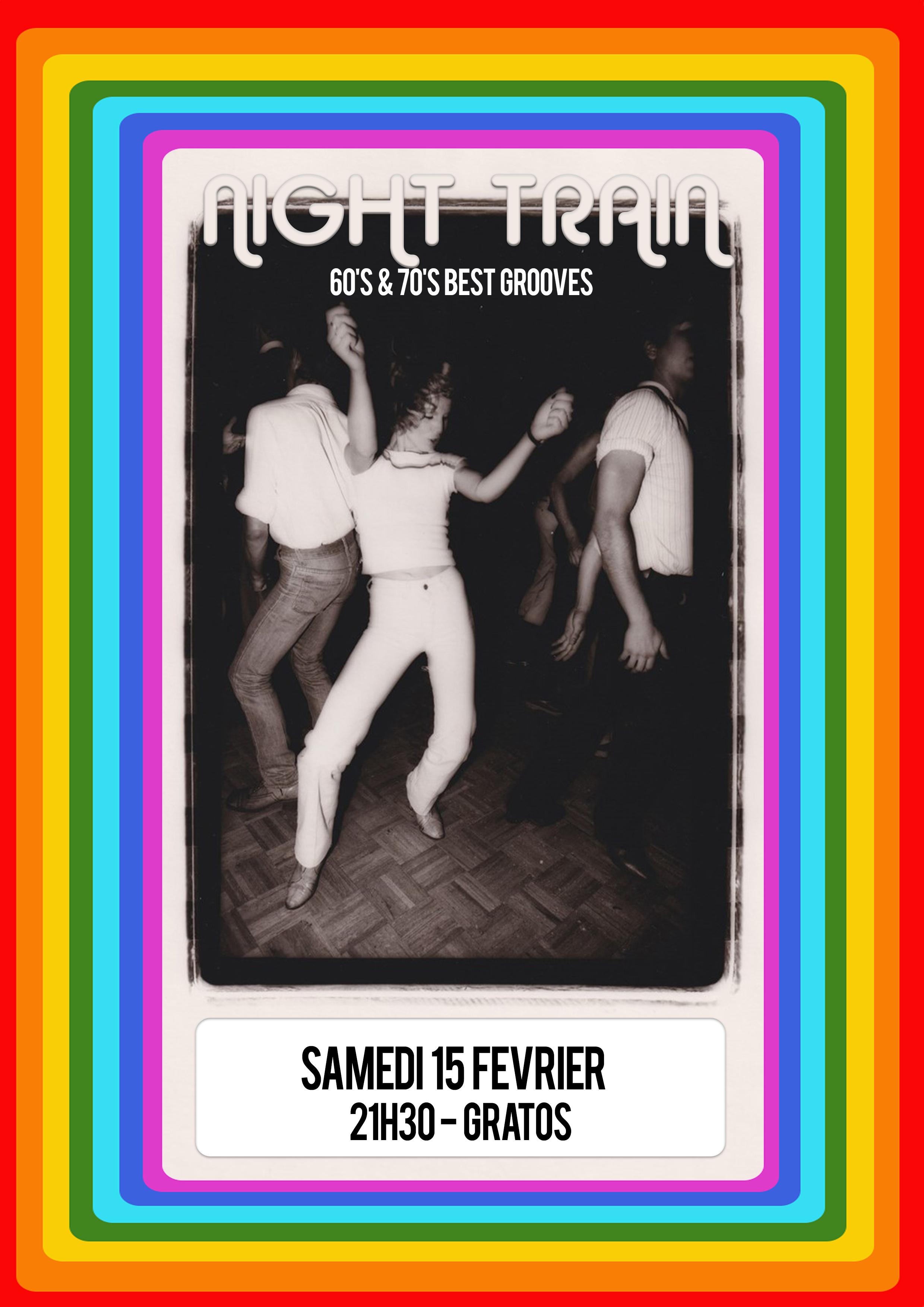NIGHT TRAIN // 15.02