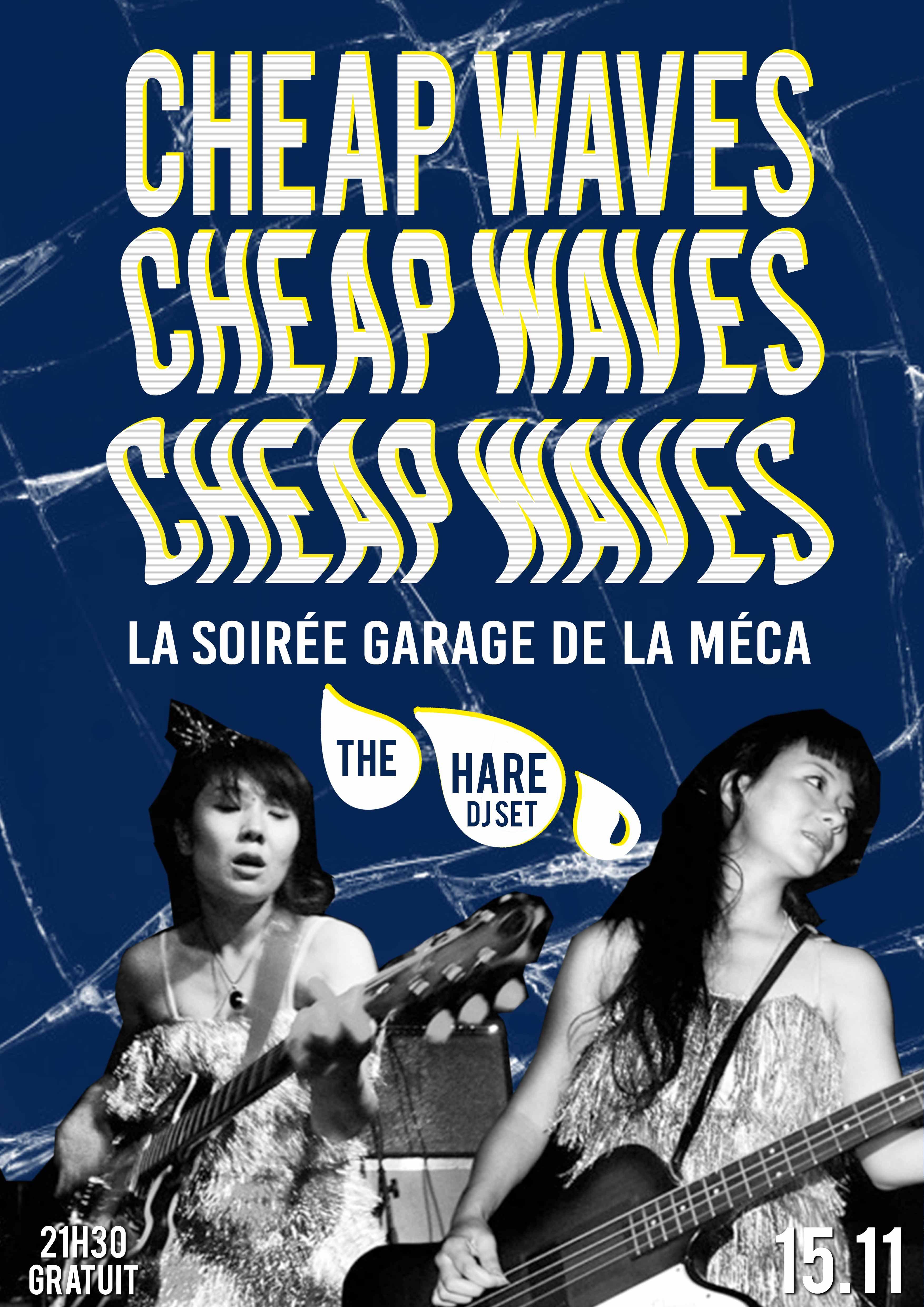Cheap Waves #6 // 15.11
