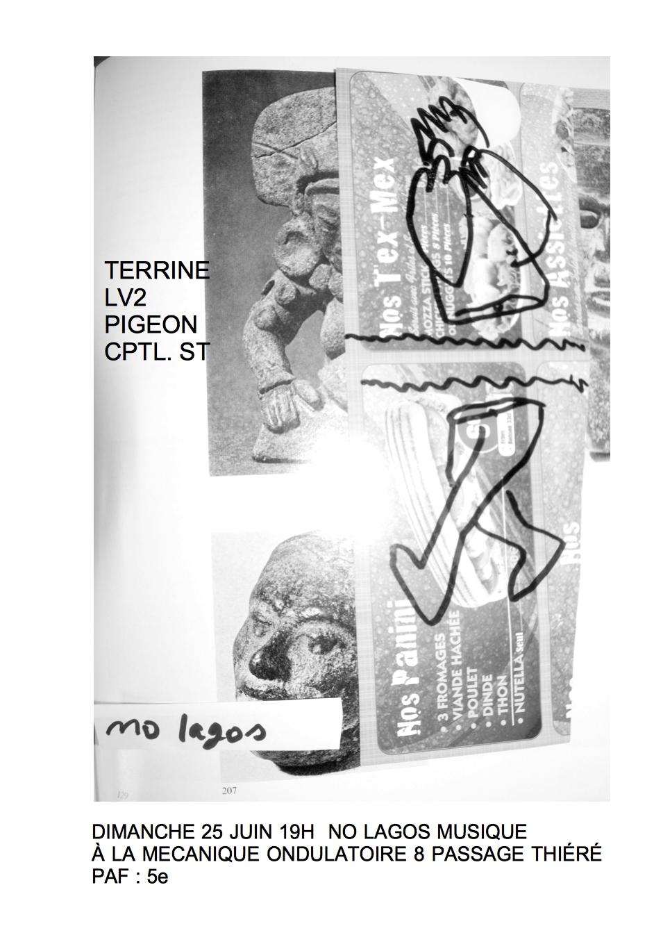 NO LAGOS MUSIC // 25.06