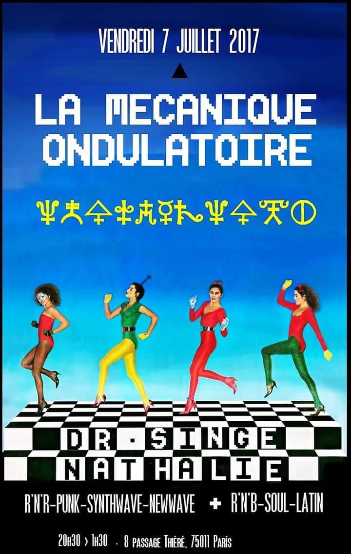 Dr Singe & Nathalie DJ SET // 07.07