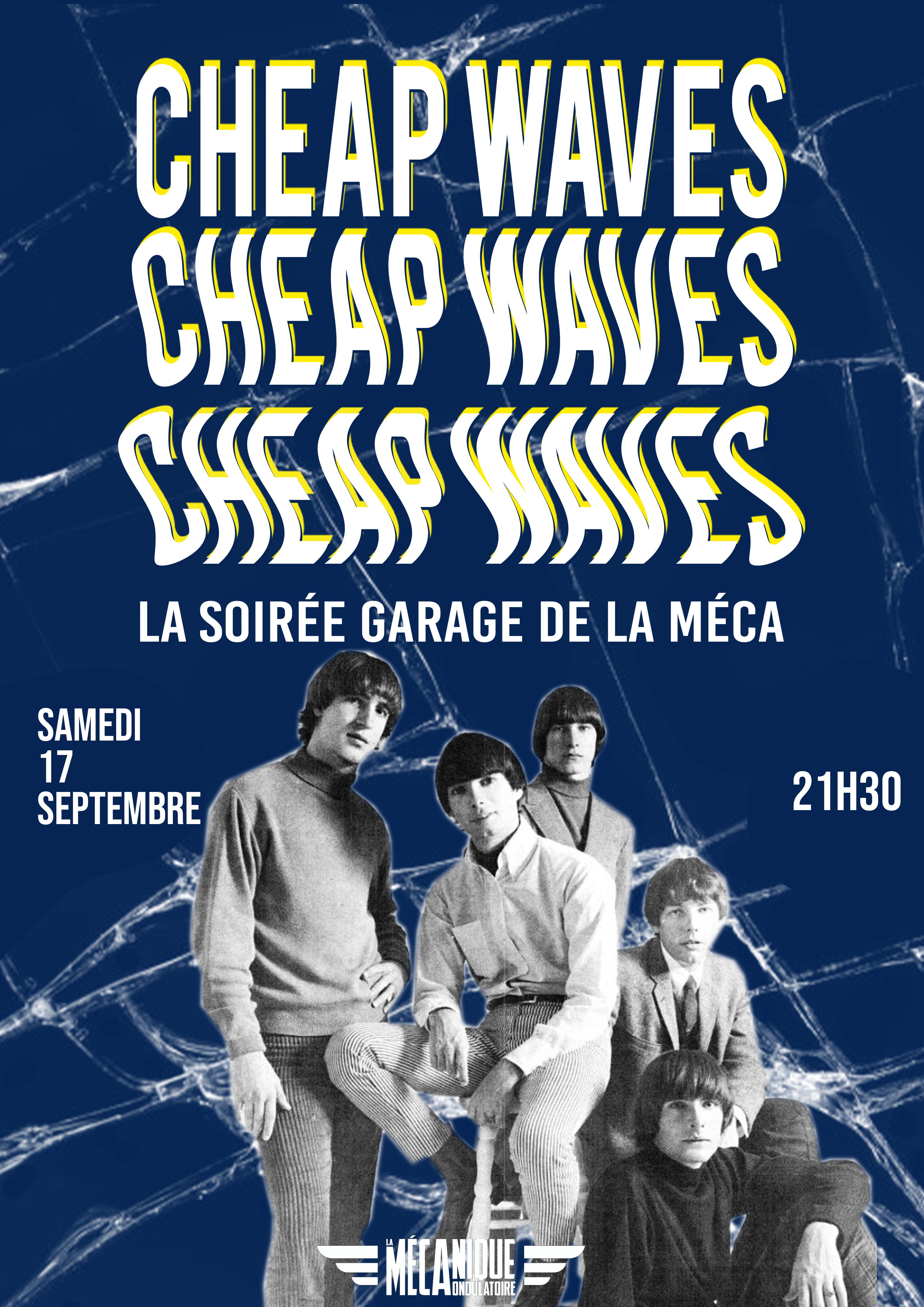 CHEAP WAVES // 17.09