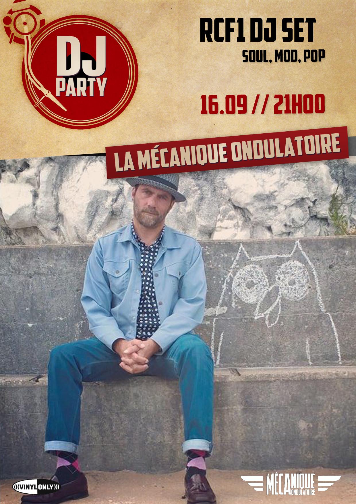 JEAN MODERNE DJ SET // 16.09