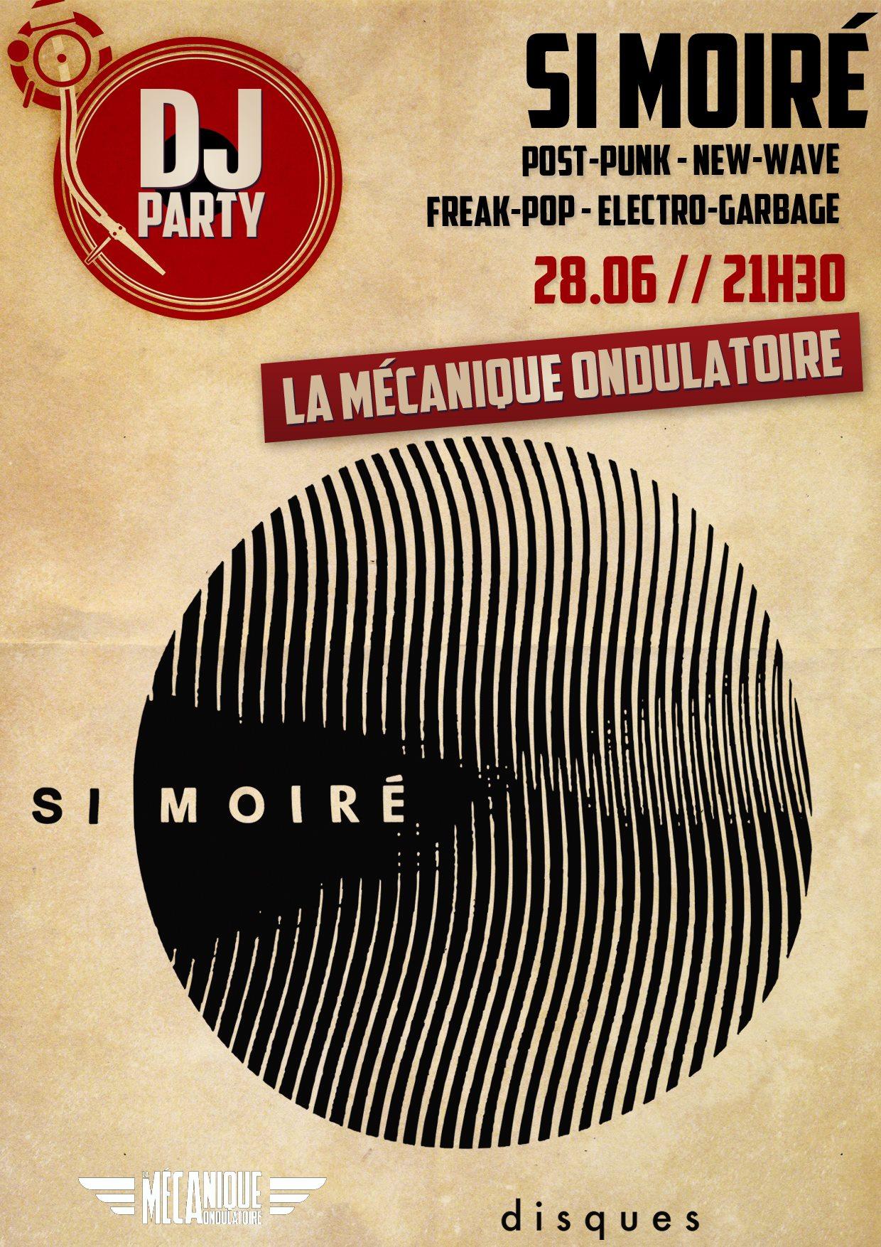 Si Moiré // 28.06