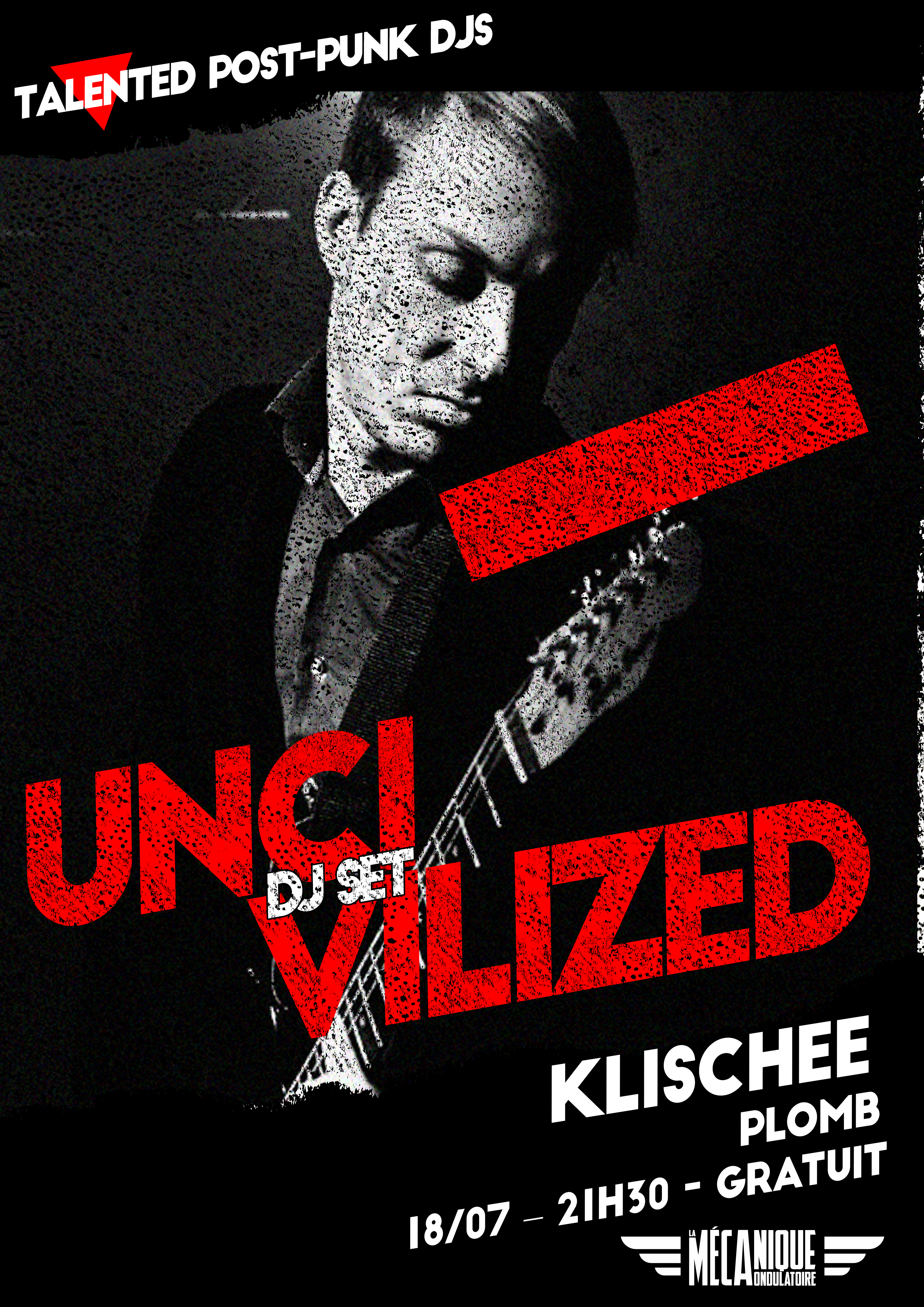 Uncivilized #5