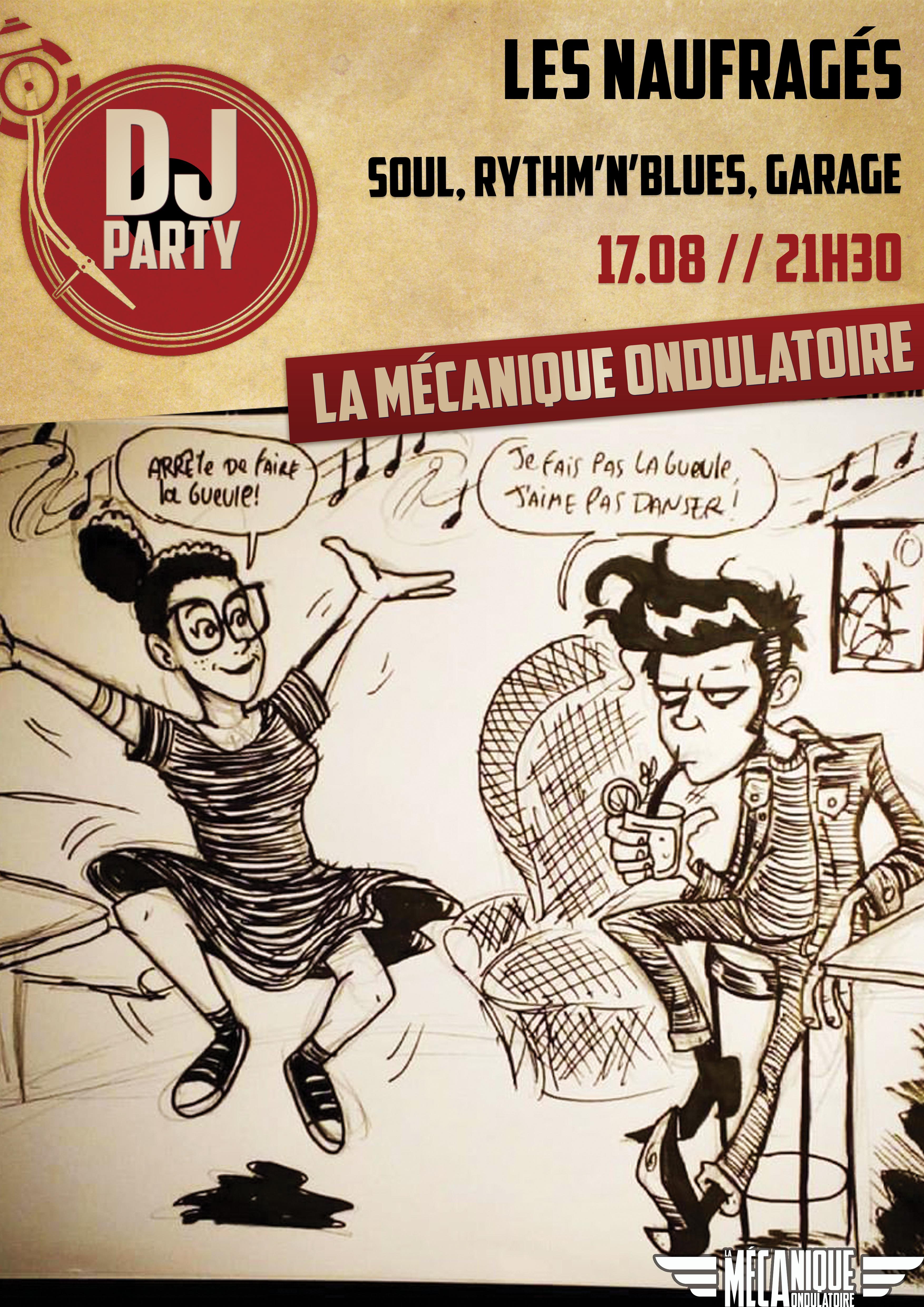 Les Naufragés // 17.08
