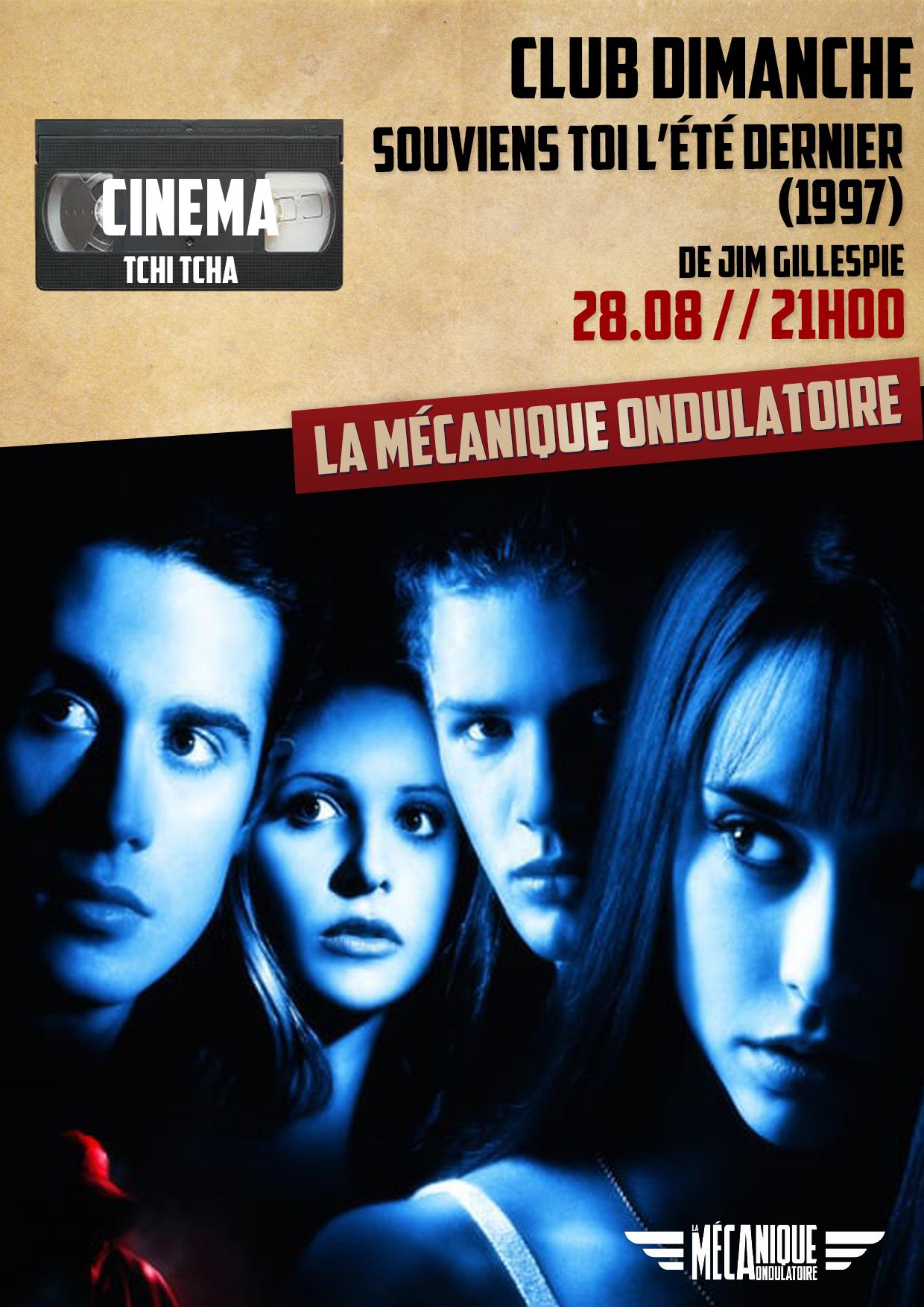 Club Dimanche // 28.08