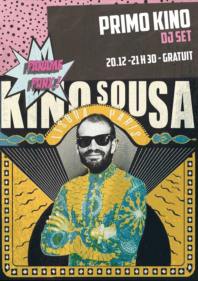 PANAME PUNX - PRIMO KINO // 20.12