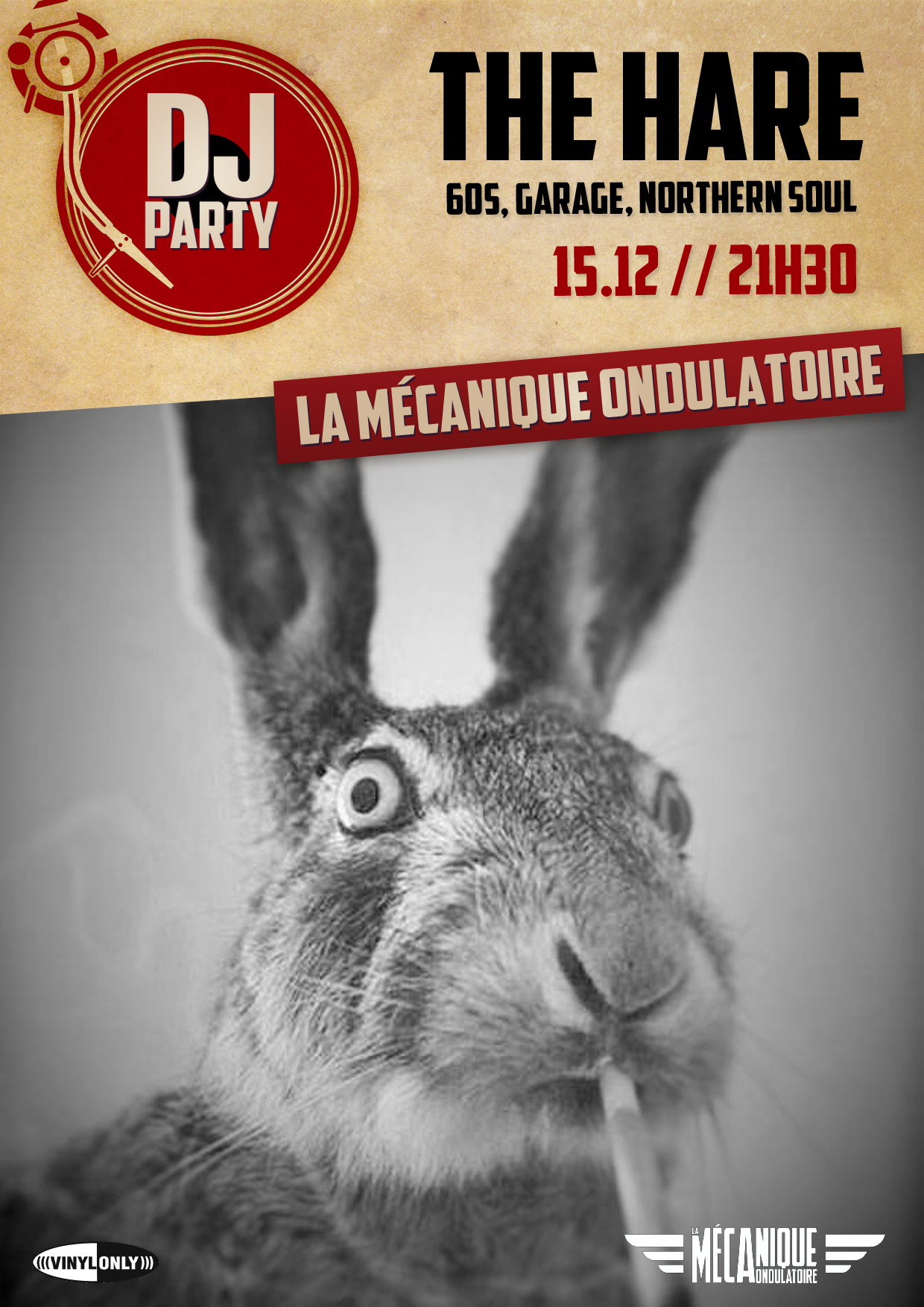 THE HARE // 15.12