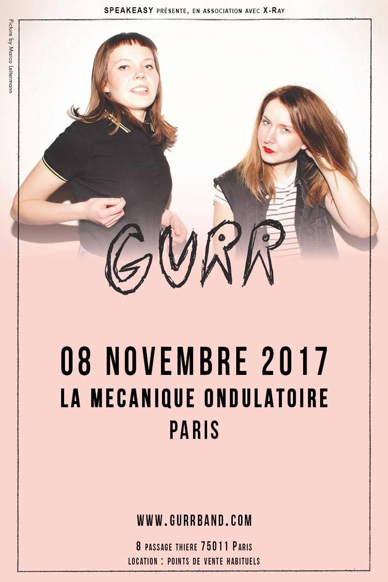 Gurr + Guest // 08.11