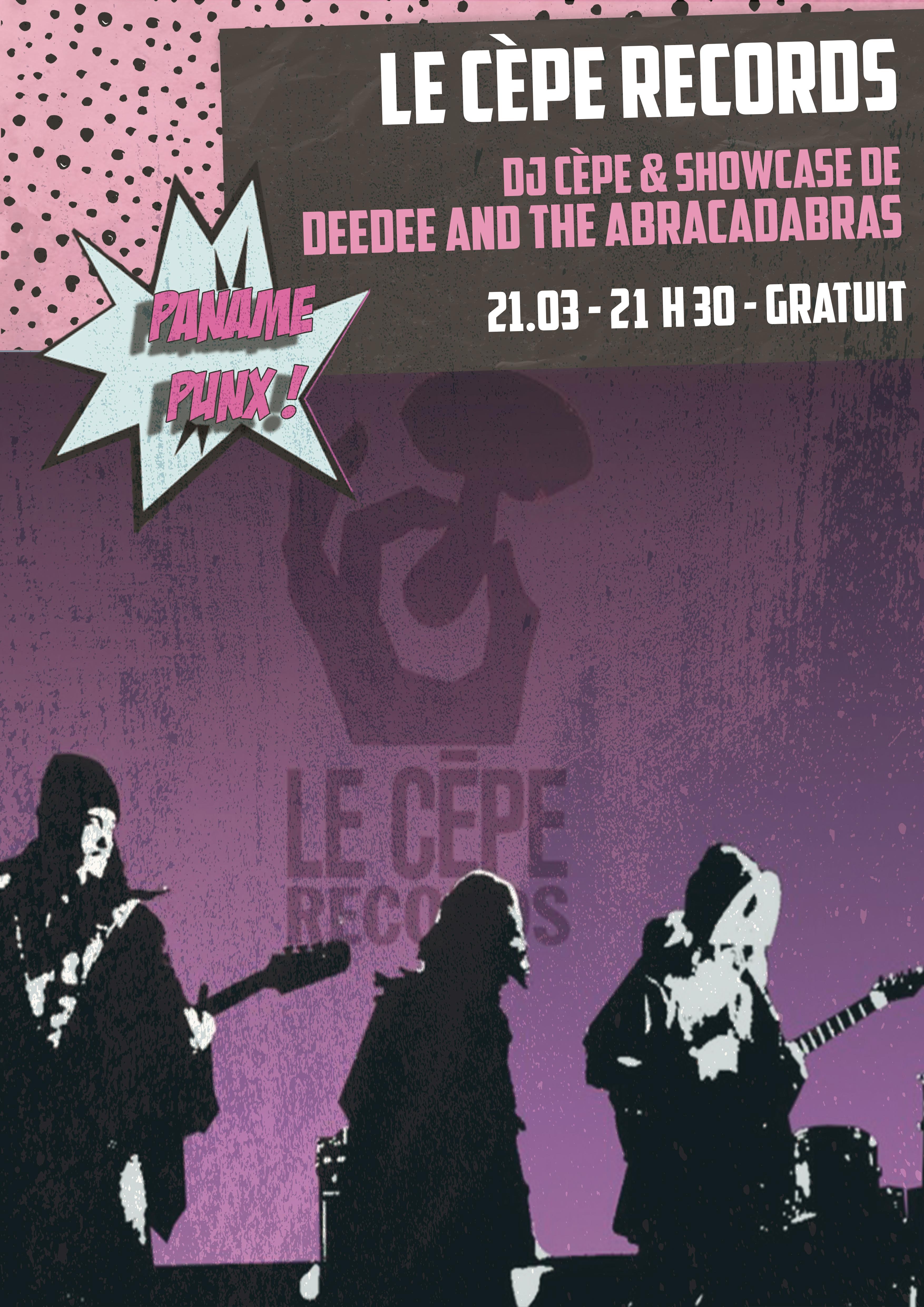 Le cèpe Records // 21.03 // La Méca