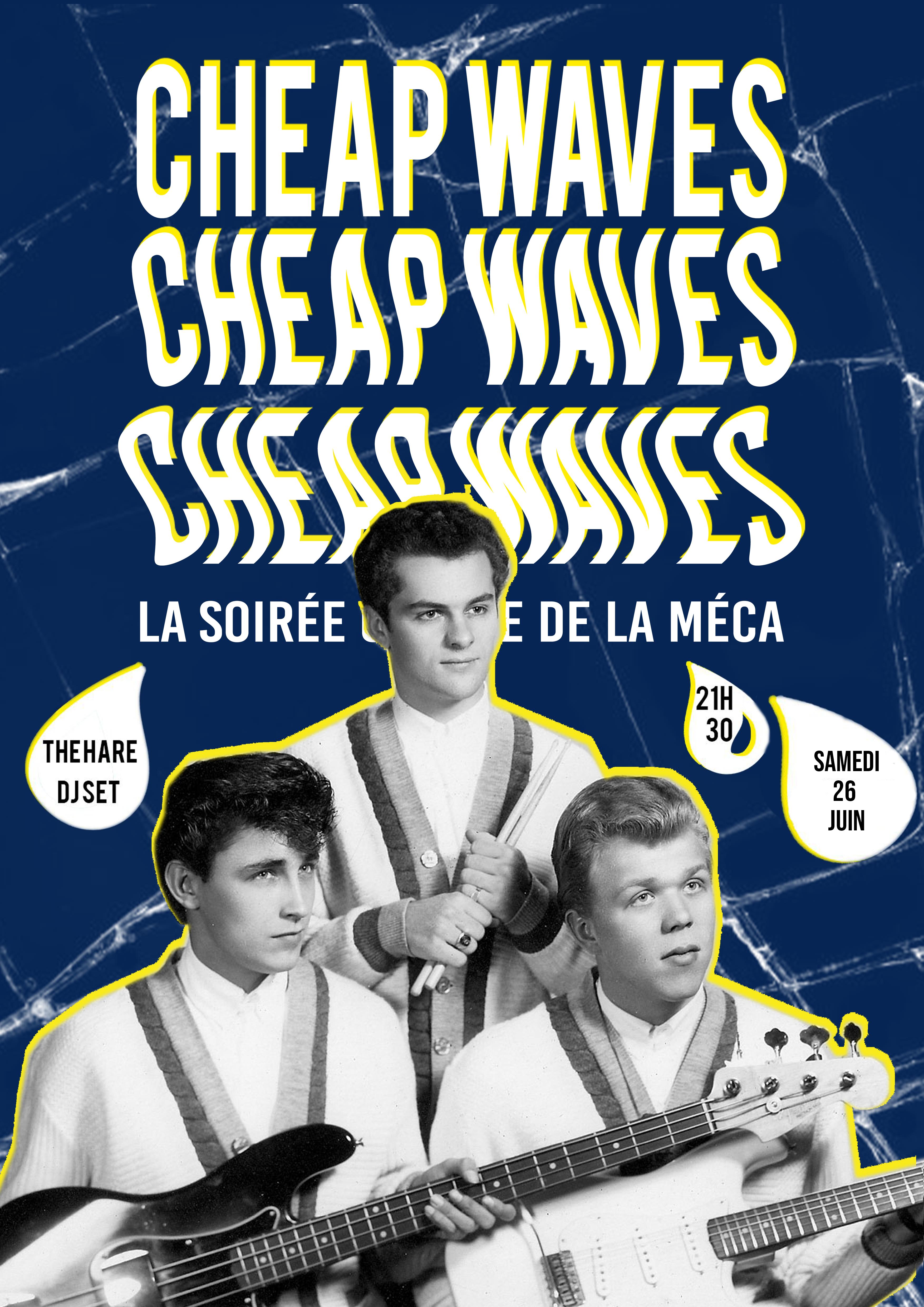 CHEAP WAVES // 26.06