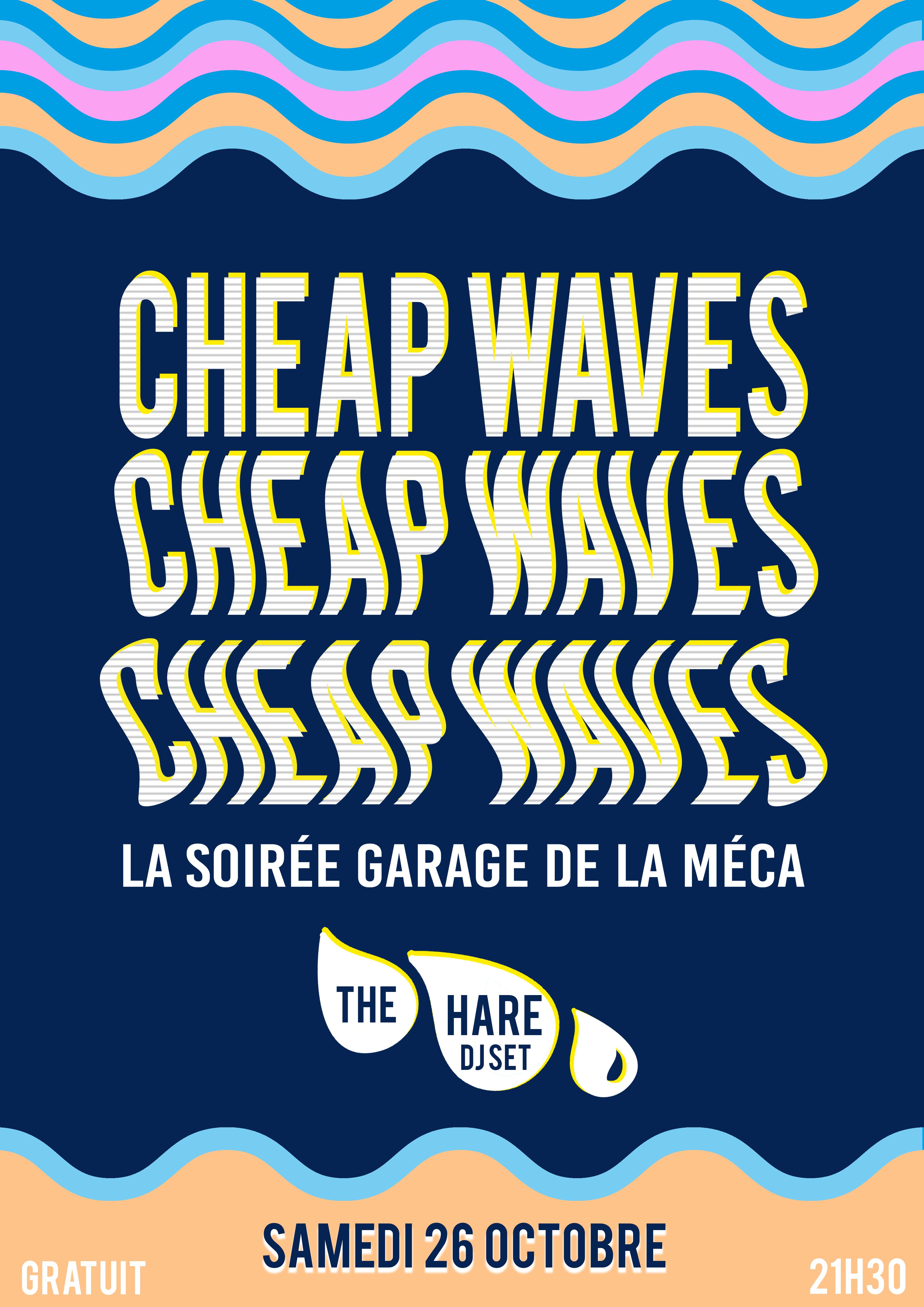 Cheap Waves // 26.10