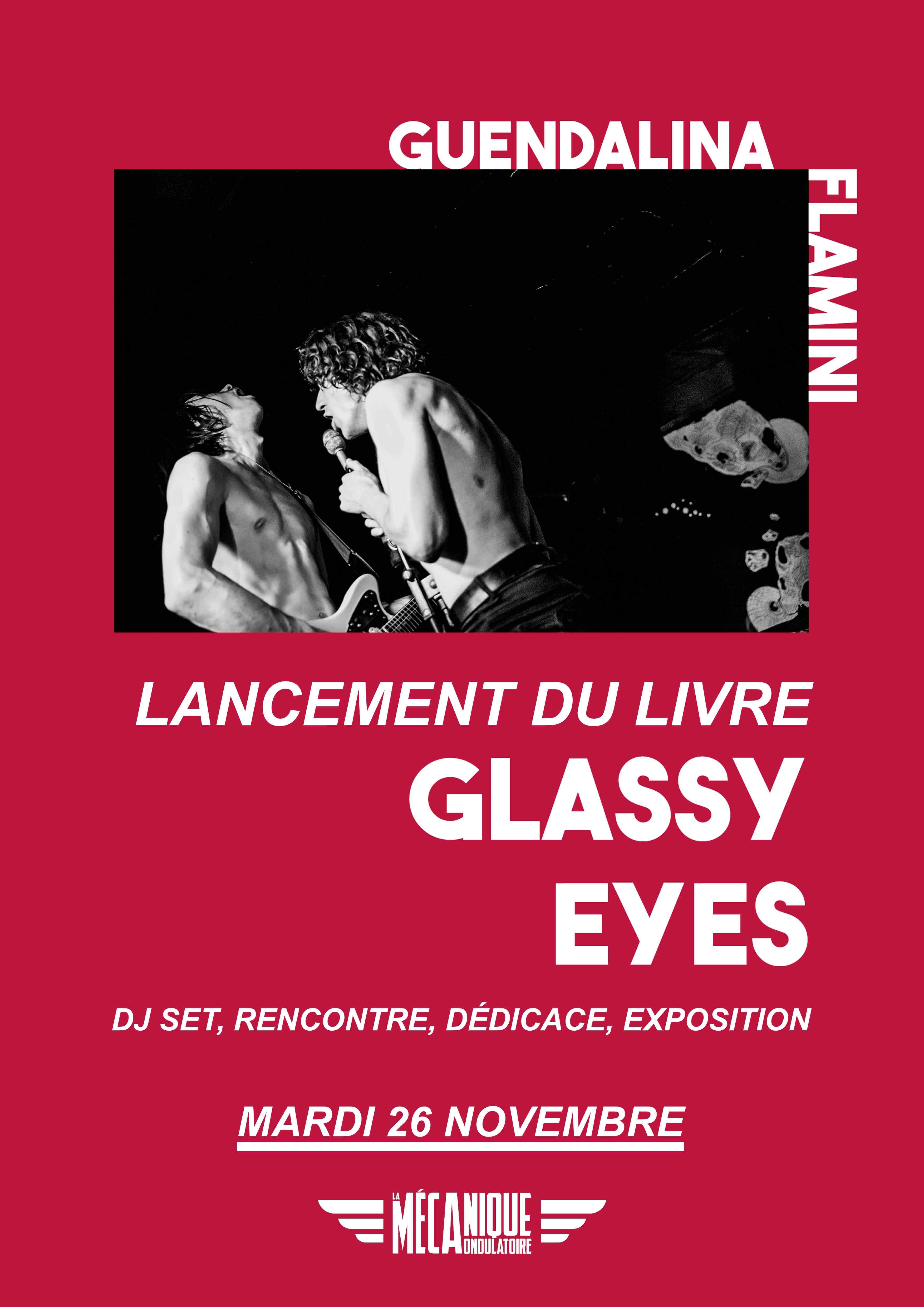 Glassy Eyes // 26.11