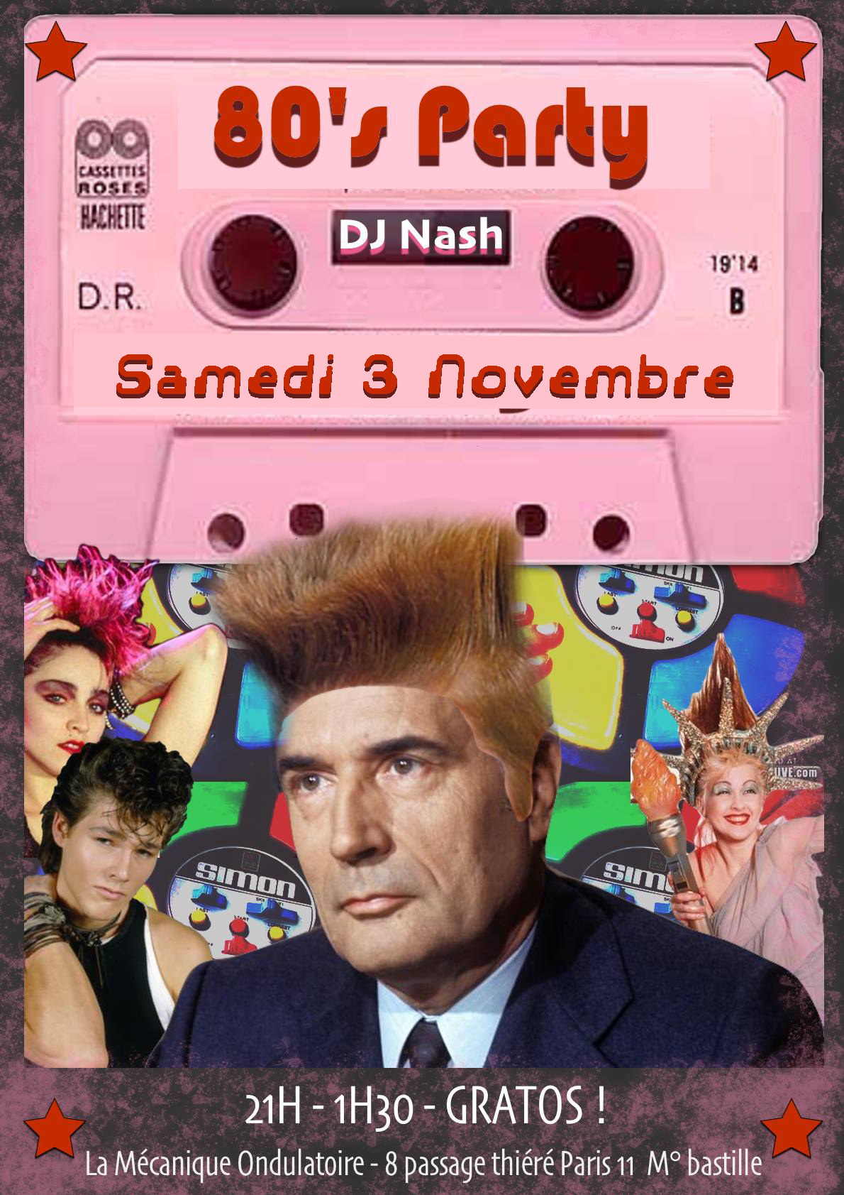 80'S Party // 02.11