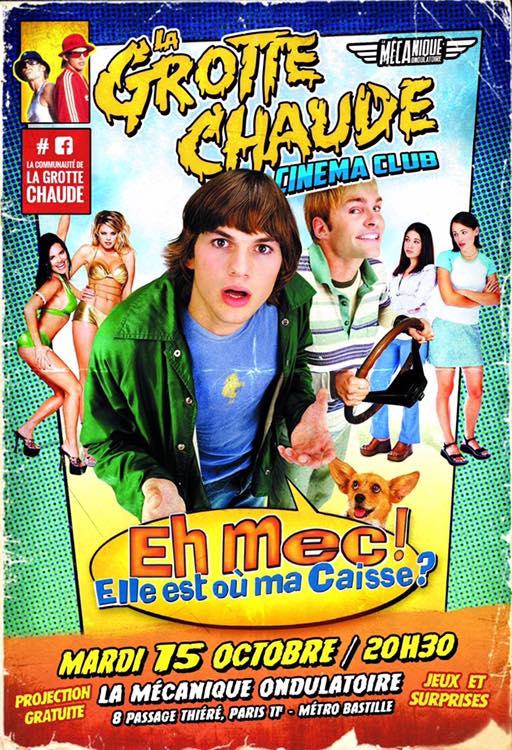 LA GROTTE CHAUDE // 15.10