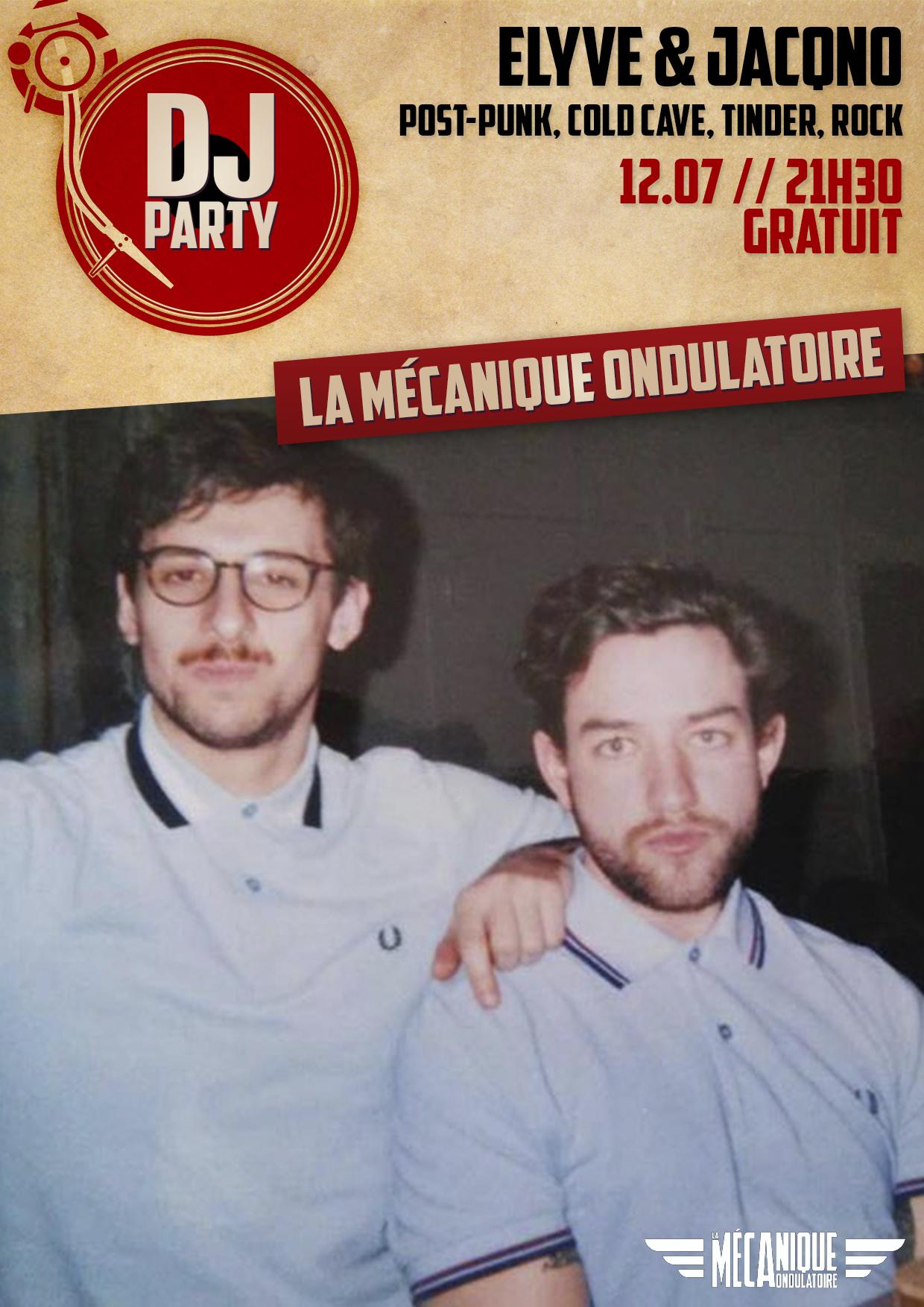 Elyve & Jacqno // 12.07