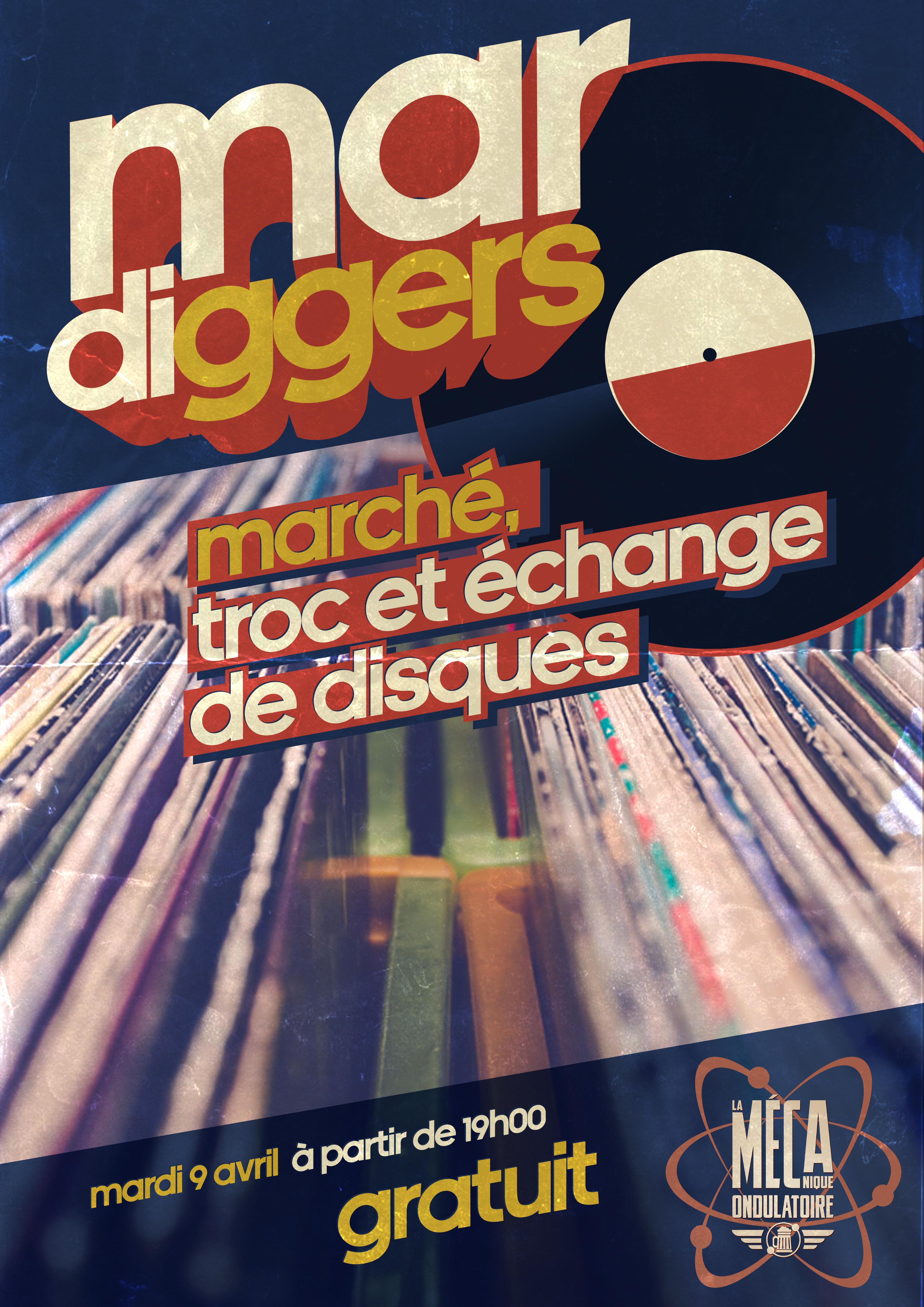 MAR'DIGGERS // 09.04